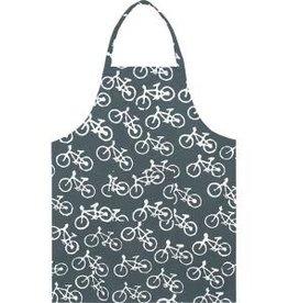 Global Mamas Apron Adult Bikes Charcoal