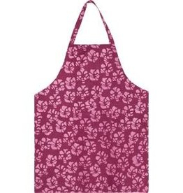 Apron Adult Camelia Wine