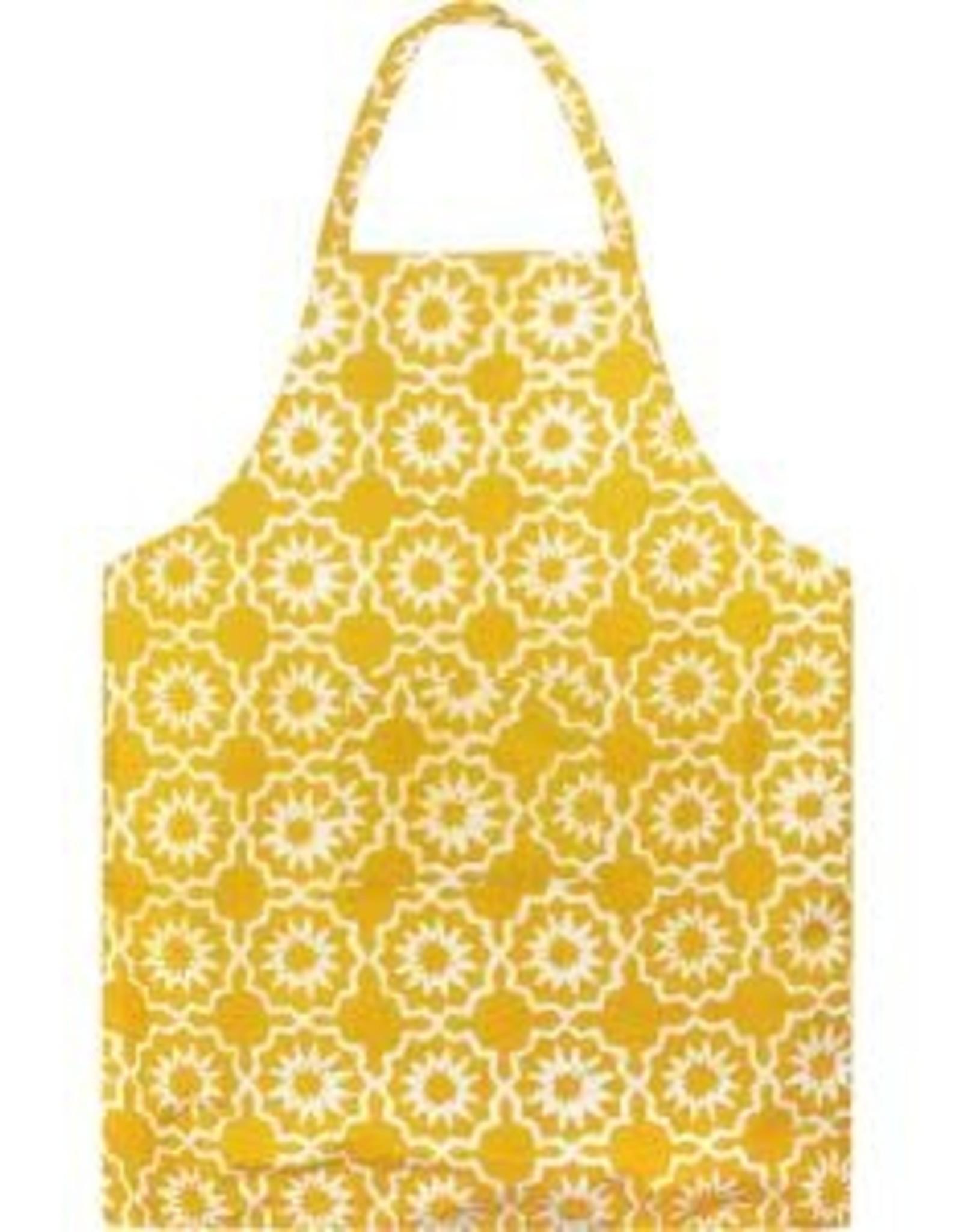 Apron Adult Chroma Mustard