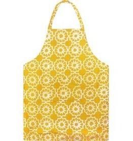 Global Mamas Apron Adult Chroma Mustard