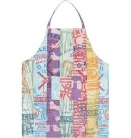 Apron Adult Eco Reversible Flour Sack