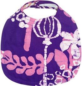 Babies Bib Marina Purple