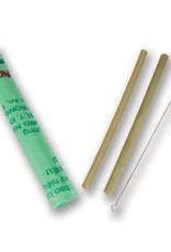 Malia Designs Bamboo Straw Set