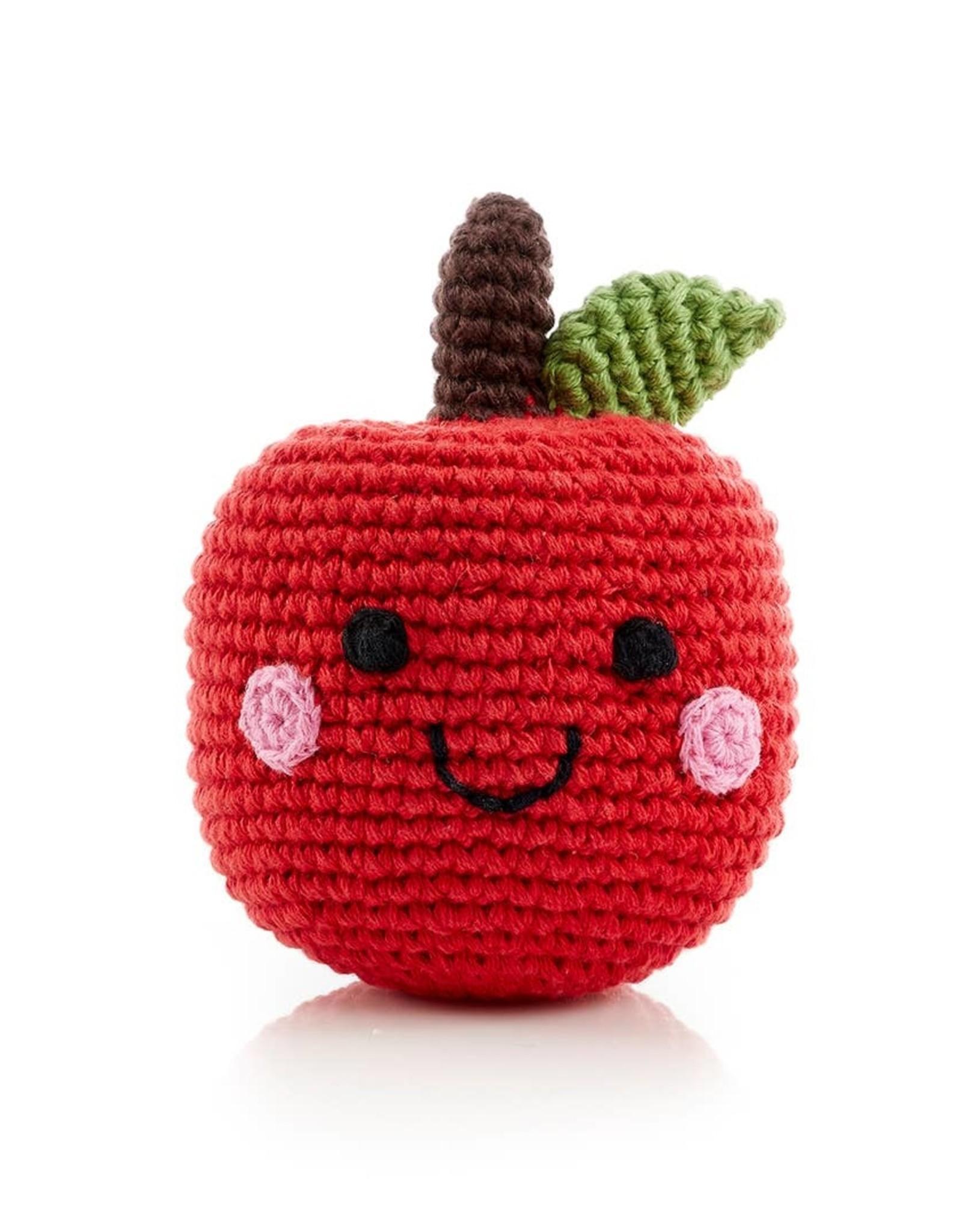 Apple Rattle Friendly Fruit