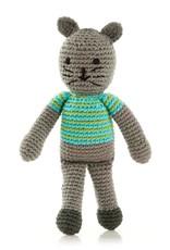 Cat Rattle Grey