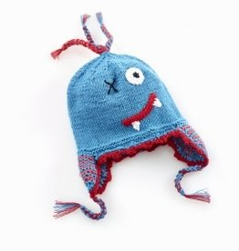 Pebble Monster Hat Scary