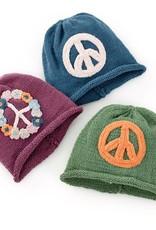 Peace Hat - Blue