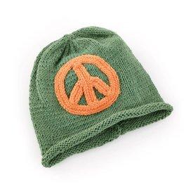 Pebble Peace Hat - Khaki