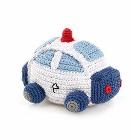 Pebble Police Car