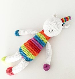 Small Unicorn Rattle