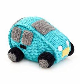 Pebble Turquoise Car