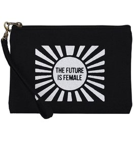 Statement Pouch Future is Female