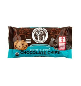 Equal Exchange Organic Semi-Sweet Chocolate Chips 10 oz