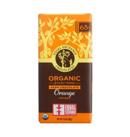 Organic Dark Chocolate Orange (65%)