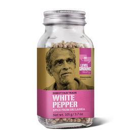 Level Ground White Pepper