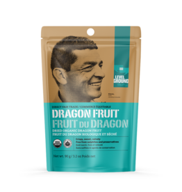 Organic Dried Dragon Fruit