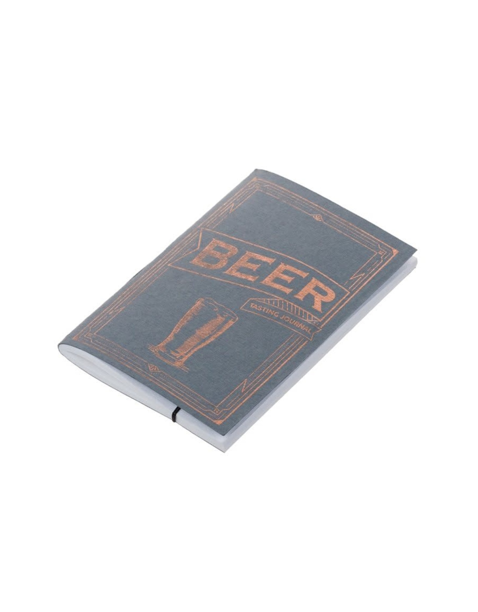 Beer Tasting Pocket Journal