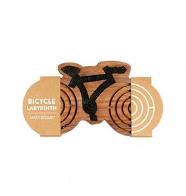 Bicycle Labyrinth