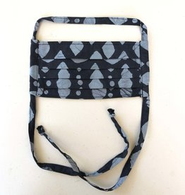 Charcoal Batik Face Mask Adult