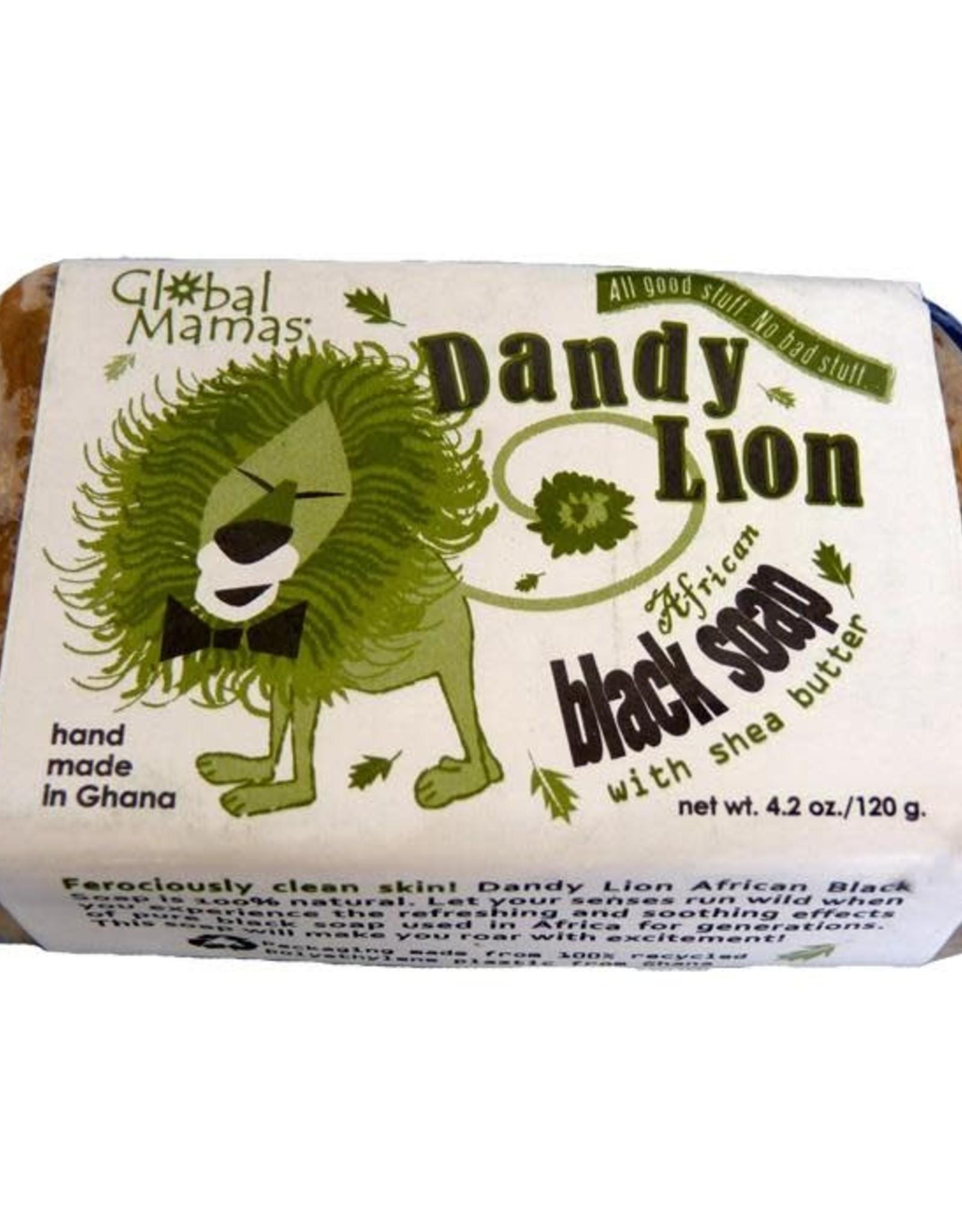 Dandy Lion Black Shea Soap