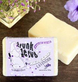 Lavender Trunk Scrub Shea Soap