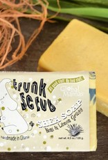 Noni/Lemongrass Trunk Scrub Shea Soap