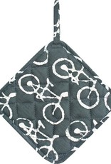 Global Mamas Bicycle Pot Holder Charcoal