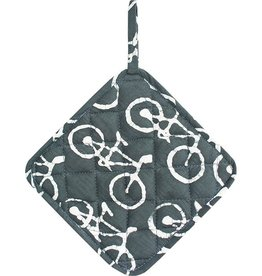 Global Mamas Bicycle Pot Holder Charcoal