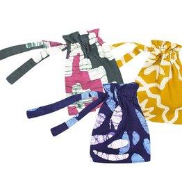 """Global Mamas Reusable Gift Bag Small 5""""H x 3.5""""W"""