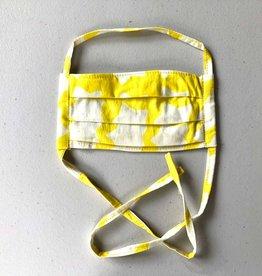 Global Mamas Sunshine Batik Face Mask Youth