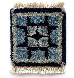 Mug Rug All Angles Barn Quilt