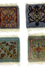 Blue Mug Rug Assorted Classic Designs