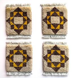 Mug Rug Polar Star Barn Quilt design