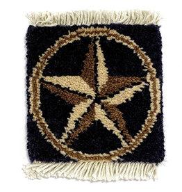 Starlite Mug Rug Navy