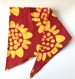 Pet Bandana Sunflower