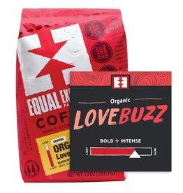 Love Buzz Organic Coffee