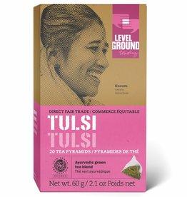 Level Ground Tulsi Tea