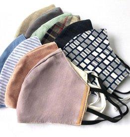 Malia Designs Reusable Cotton Face Masks