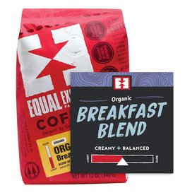Equal Exchange Breakfast Blend Organic Coffee