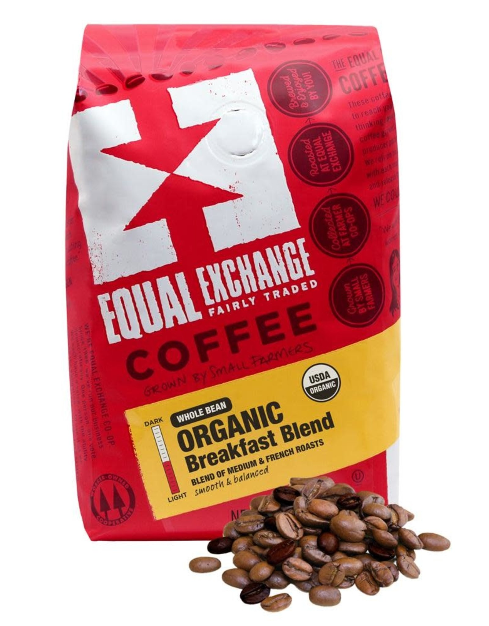 Breakfast Blend Organic Coffee