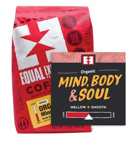 Equal Exchange Mind Body Soul Organic Coffee