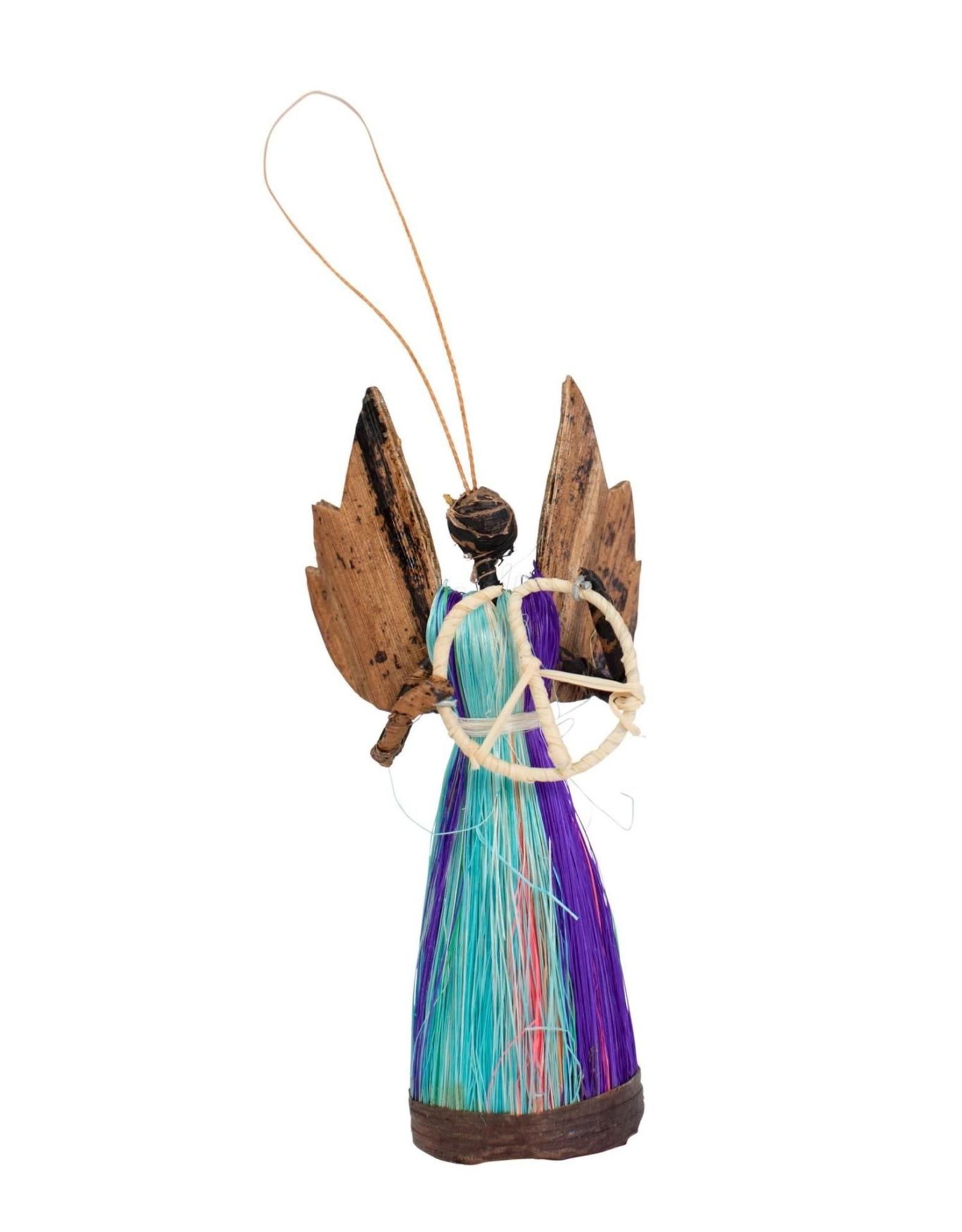 Ten Thousand Villages Angel of Peace Ornament