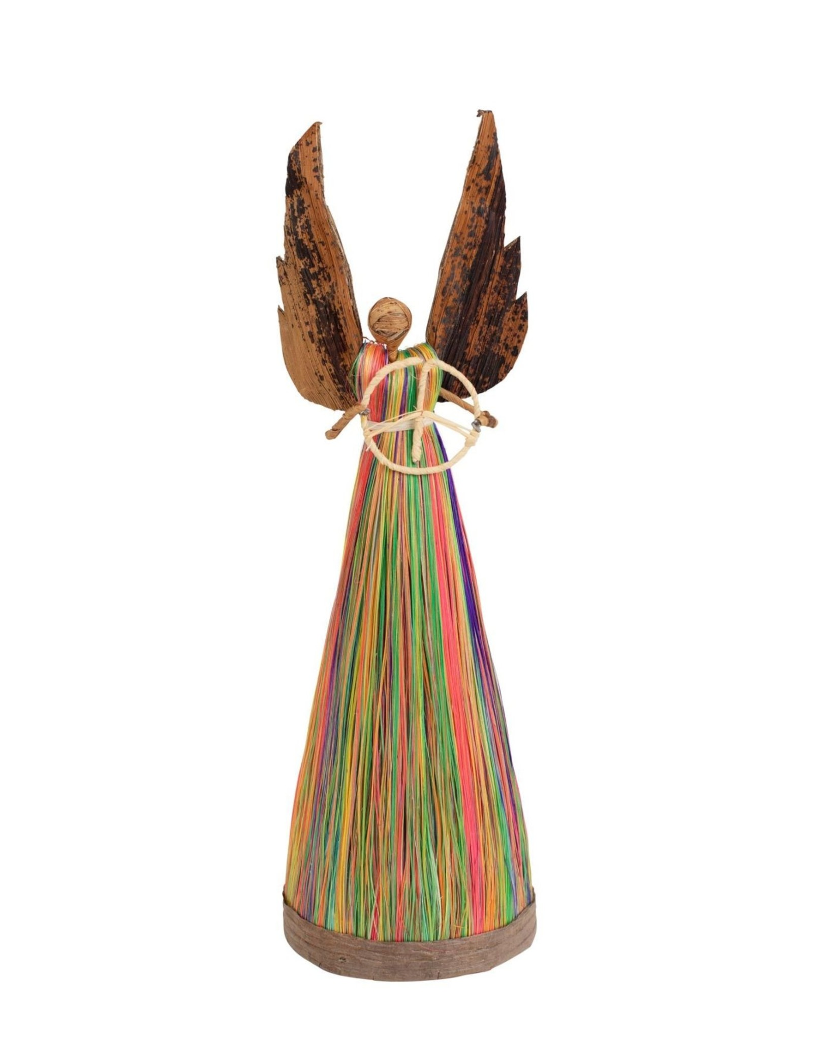 Ten Thousand Villages Angel of Peace Tree Topper