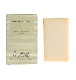 Be Still Eucalyptus Soap