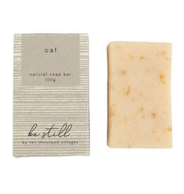 Be Still Oat Soap