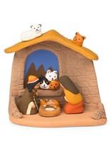 Cat Lovers Nativity
