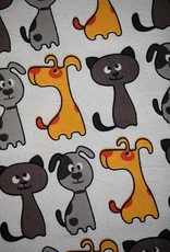 Ten Thousand Villages Cats and Dogs Tea Towel
