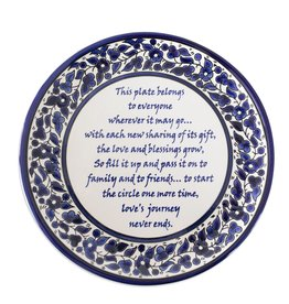Ten Thousand Villages Giving Plate