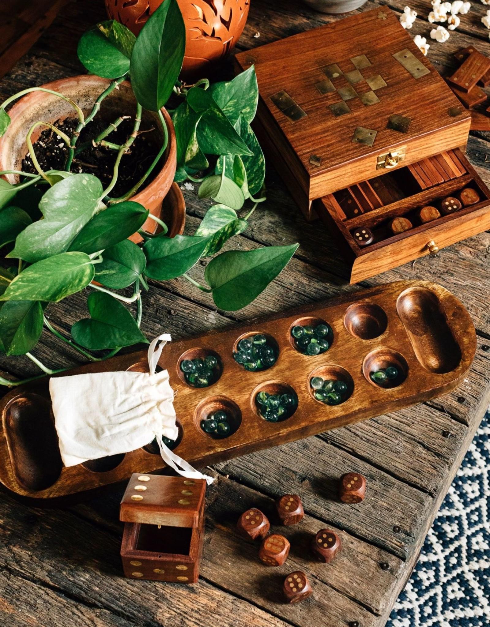 Ten Thousand Villages Mancala Game