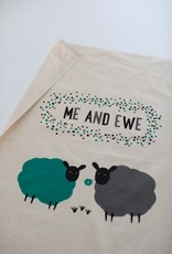 Me and Ewe Tea Towel